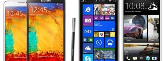 Τα phablets θα ξεπερνούν σε πωλήσεις τα μικρά tablets το 2014
