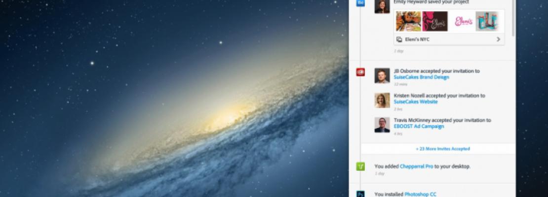 Adobe : Photoshop και Illustrator σε cloud και συνδρομητικό μοντέλο