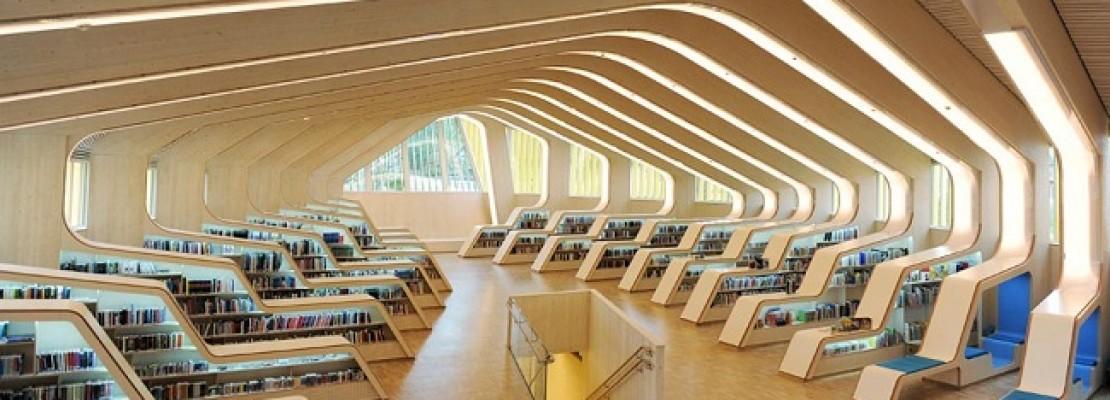 Η Εθνική Βιβλιοθήκη της Νορβηγίας ψηφιοποιείται και μπαίνει on-line σε κάθε σπίτι, δωρεάν