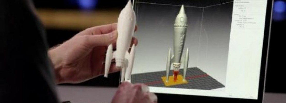 3D εκτύπωση από το Photoshop