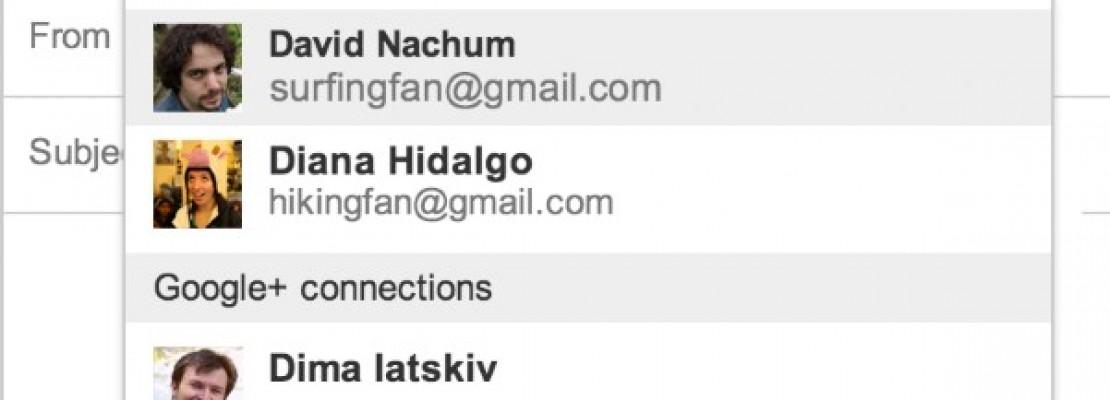 Η Google κάνει εύκολη την αποστολή email από αγνώστους στους χρήστες του Gmail