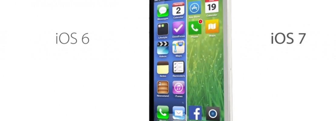 Το iOS 7 στο 78% των συσκευών Apple που κυκλοφορούν