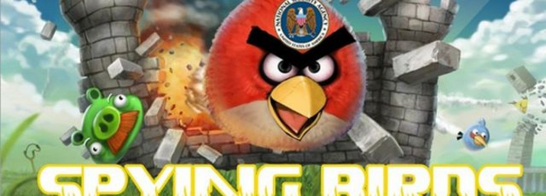 Angry hackers εναντίον Angry Birds