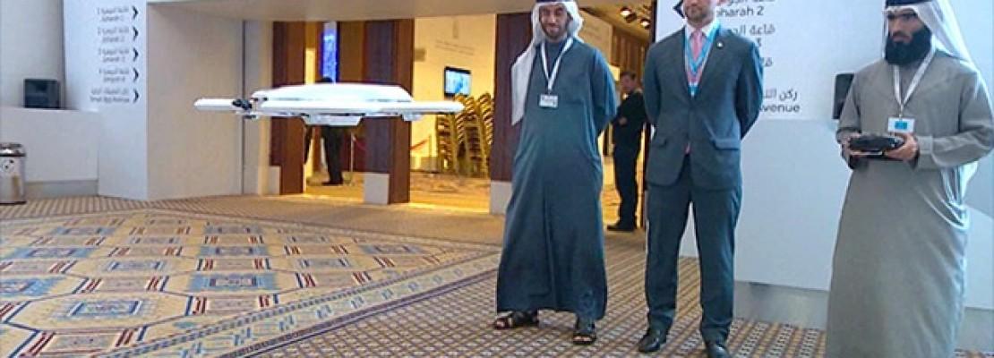 Dubai: Drones αεροσκάφη θα παραδίδουν σε πολίτες έγγραφα από τις κυβερνητικές υπηρεσίες