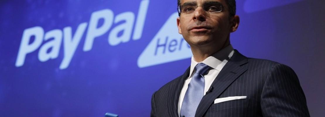 Στα χέρια hackers η πιστωτική κάρτα του Προέδρου του Paypal!