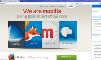 Mozilla: Κυκλοφόρησε τον Firefox 27