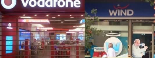 Η Vodafone και η Wind δημιουργούν τη Victus για μερική κοινή χρήση δικτύου