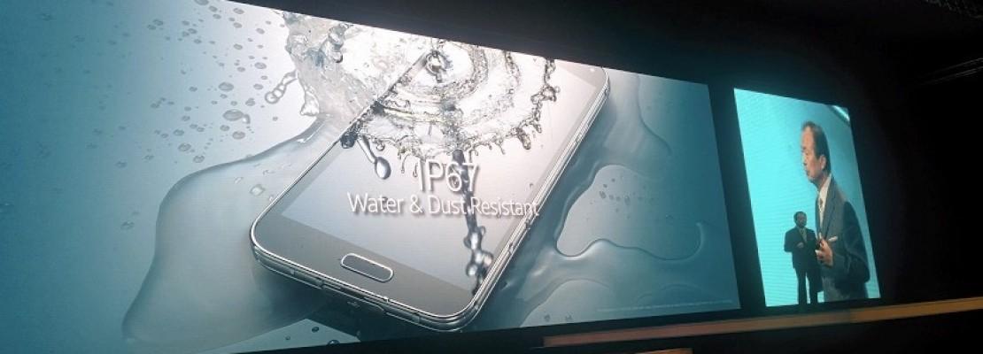 Η Samsung παρουσίασε το νέο Galaxy S5!