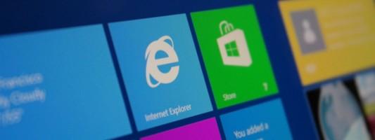 Ανοδική πορεία για τον Internet Explorer 11