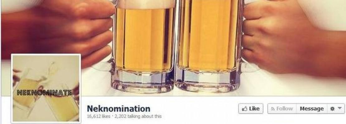 Neknomination: Το online «παιχνίδι» που ευθύνεται για δεκάδες θανάτους