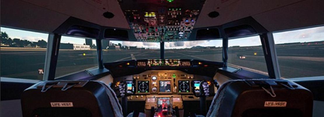 Οδηγήστε ένα Airbus A320 από το σπίτι: Προσομοιωτή πιλοτηρίου σχεδίασε Γερμανική εταιρεία