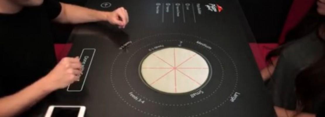 Πώς θα γίνεται η παραγγελία πίτσας στο μέλλον