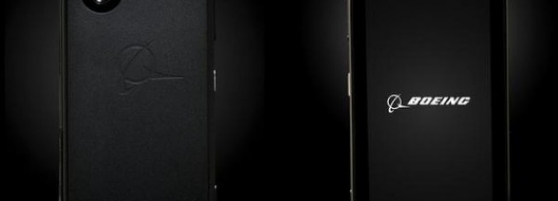 Αυτό είναι το smartphone της Boeing