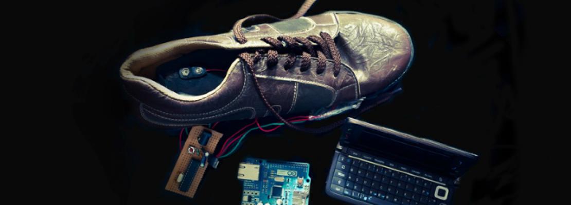 Εξυπνα παπούτσια «βλέπουν» το δρόμο, για ανθρώπους με προβλήματα όρασης