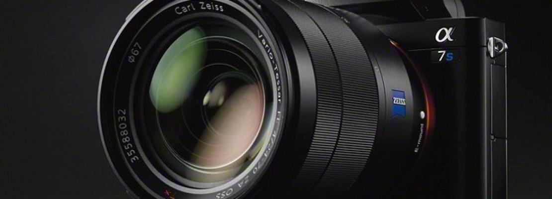 Η Sony παρουσίασε την υψηλής ευαισθησίας full frame α7S