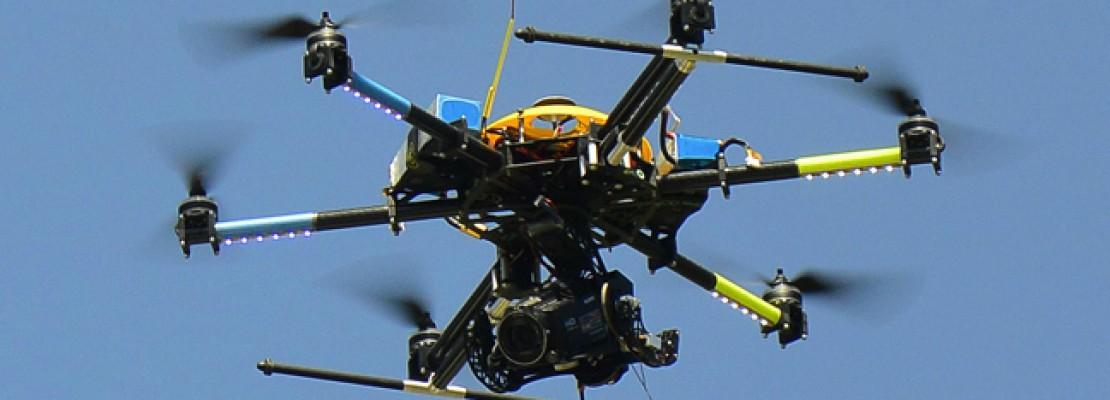 Τα drones στην υπηρεσία του οργανωμένου εγκλήματος