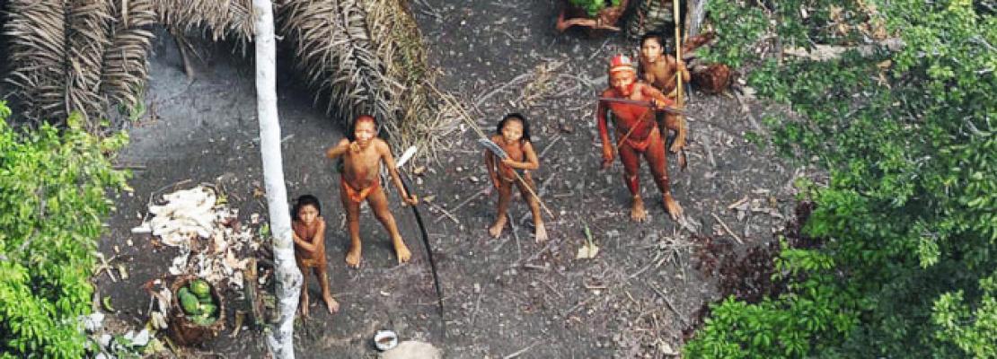 Απομονωμένες φυλές του Αμαζονίου στο Google Earth: Μελετώντας τους ιθαγενείς εξ αποστάσεως