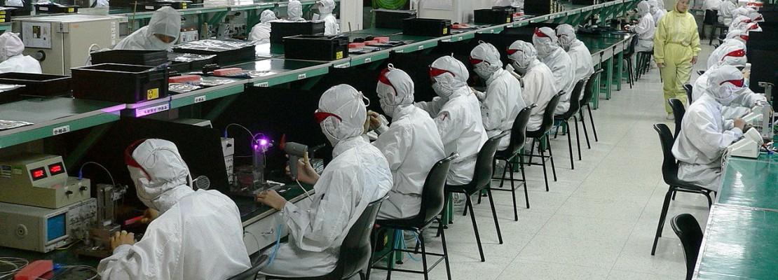 100.000 προσλήψεις στη Foxconn για την παραγωγή του iPhone 6