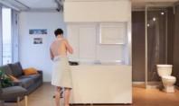 Αυτό είναι το διαμέρισμα του μέλλοντος – Πώς θα χωρέσουν πέντε ευρύχωρα δωμάτια μέσα σε 18τμ (ΒΙΝΤΕΟ)