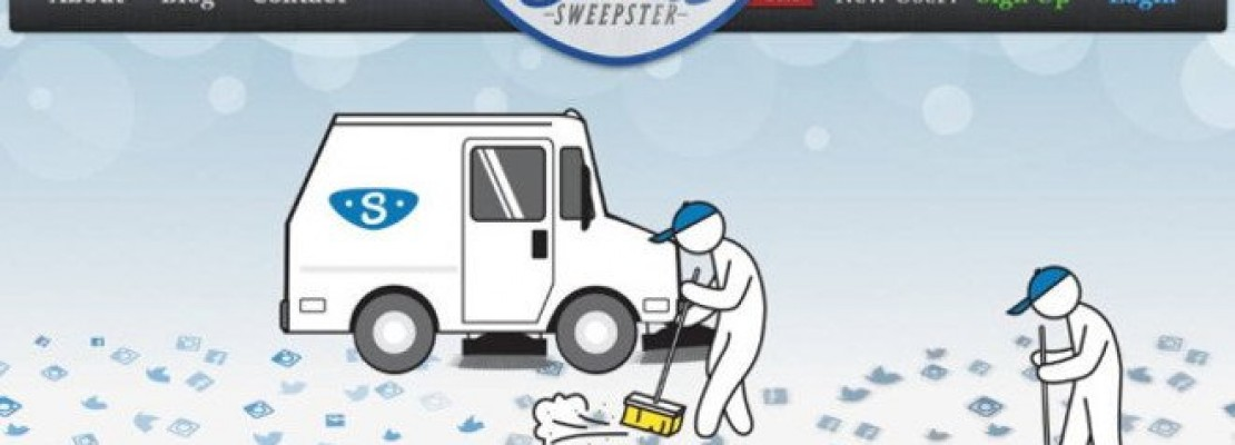Social Sweepster, η εταιρεία που «καθαρίζει» τις… άβολες φωτογραφίες μας σε Facebook και Twitter