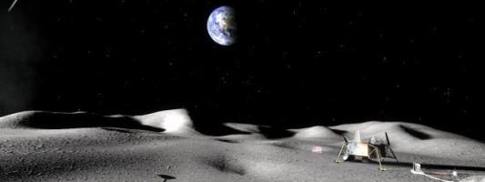 Διακοπές στο φεγγάρι με 150.000.000 δολάρια προσφέρει αμερικανικό πρακτορείο