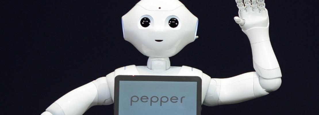Αυτό είναι το πρώτο ρομπότ με συναισθήματα: Ο Pepper ήρθε και θα σας κάνει να τον λατρέψετε