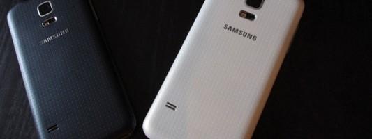 Οι πρώτες φωτογραφίες του Galaxy S5 mini