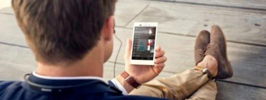 Αυτό είναι το λεπτό smartphone της Sony!