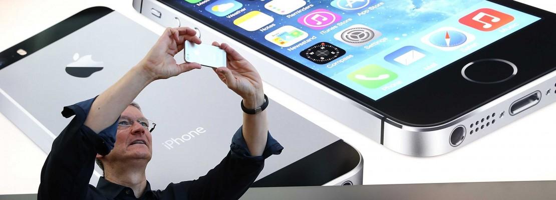 Apple: Αύξηση 12% στα κέρδη τριμήνου