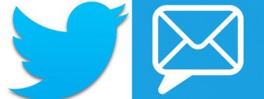 Νέα αναβάθμιση του Twitter φέρνει direct message chat