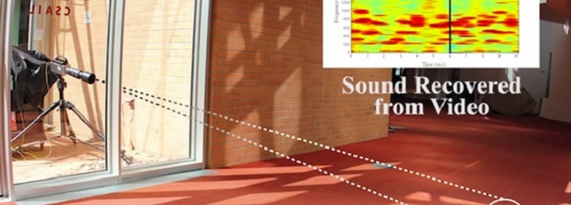 Οπτικό μικρόφωνο μπορεί να καταγράψει μία συνομιλία, από ένα σακουλάκι… πατατάκια