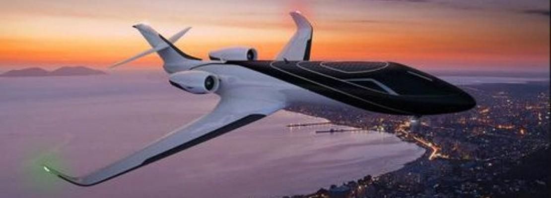 Τα αεροπλάνα του μέλλοντος -Χωρίς παράθυρα, αλλά με πανοραμική θέα στον ατελείωτο ουρανό