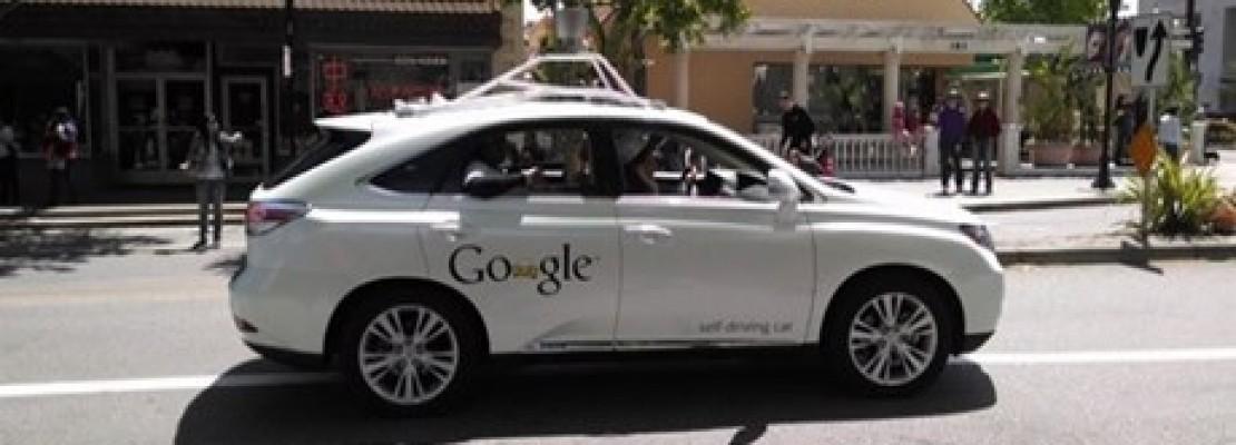 Τα αυτοκίνητα της Google παραβιάζουν το όριο ταχύτητας