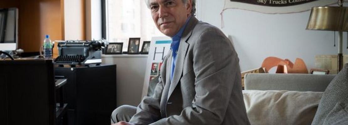 Ο άνθρωπος που απαρνήθηκε το διαδίκτυο: Ο εκδότης του Harper's αντιτάσσεται στην τεχνολογία
