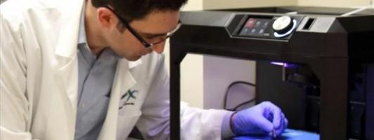Ιατρικά εμφυτεύματα από 3D εκτυπωτές