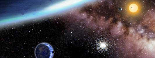 Εξωγήινο νέφος: Πώς η ρύπανση μας βοηθάει να εντοπίσουμε ίχνη ζωής στο διάστημα
