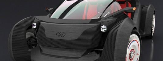 Το πρώτο αυτοκίνητο που… τυπώθηκε από εκτυπωτή 3D (VIDEO)
