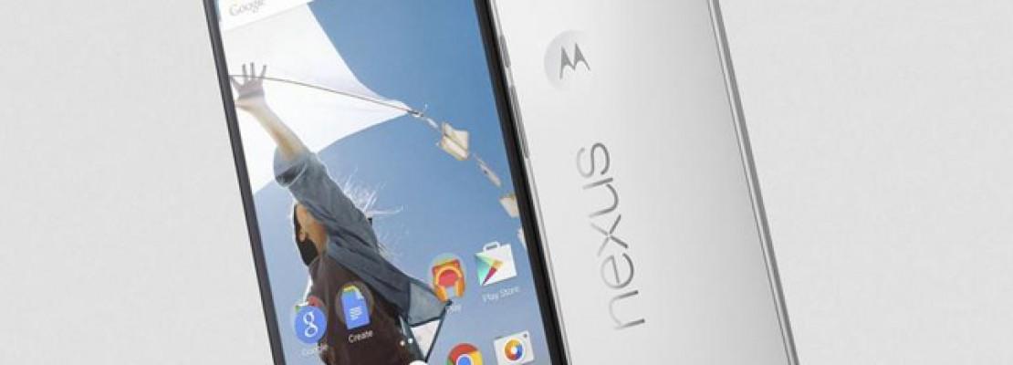 Αυτό είναι το νέο Google Nexus 6