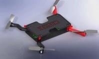 Drone… τσέπης με ενσωματωμένη κάμερα