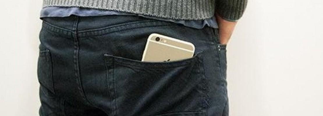 Οι Κινέζοι βρήκαν τη λύση για να χωράει το iPhone 6 στην τσέπη του παντελονιού