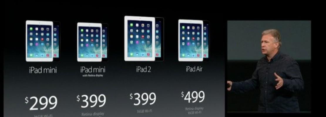 Στις 29 Οκτωβρίου έρχονται στην Ελλάδα τα νέα iPad της Apple -Πώς διαμορφώνονται οι τιμές τους