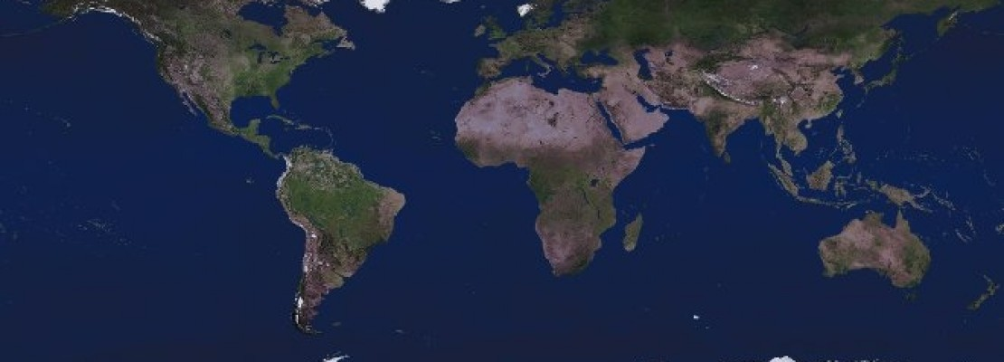 Αυτή είναι η πρώτη φωτογραφία της Γης από το διάστημα