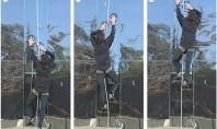 """Κάν"""" το όπως ο Σπάιντερμαν: Σκαρφάλωσε σε τοίχους με νέα ειδικά γάντια"""