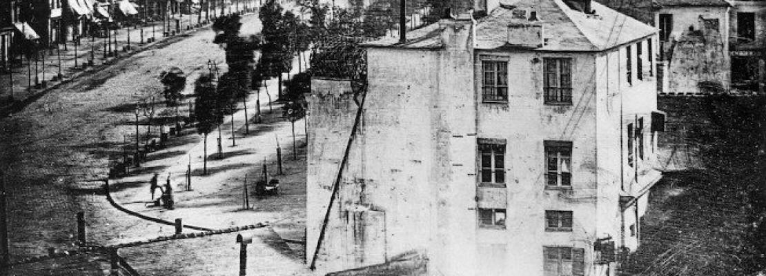 Αυτή είναι η πρώτη φωτογραφία ανθρώπου στην ιστορία -Τραβήχτηκε το 1838