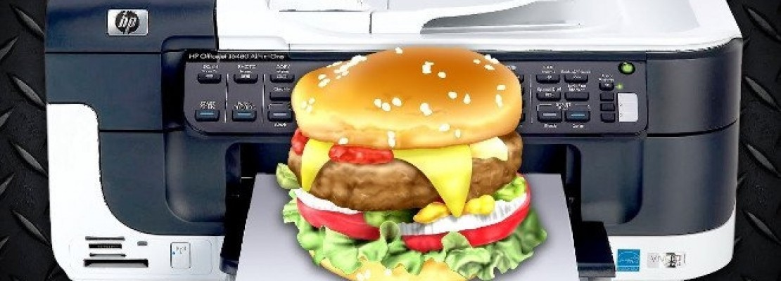 Πρωτοποριακό πρόγραμμα: Ο αμερικανικός στρατός θα ταΐζει τους στρατιώτες με φαγητό από 3D εκτυπωτές!
