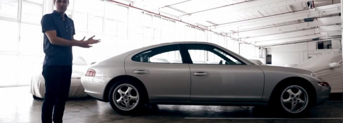Μέσα στη μυστική αποθήκη της Porsche -Μία βόλτα ανάμεσα στα πιο εκπληκτικά αυτοκίνητα