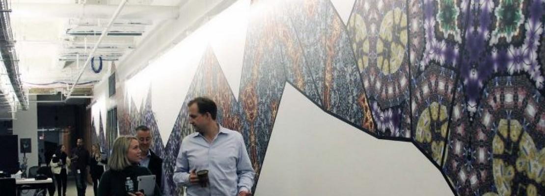 Τα νέα γραφεία του Facebook στη Νέα Υόρκη