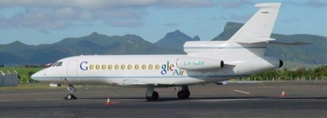 Η Google νοίκιασε αεροδρόμιο της NASA