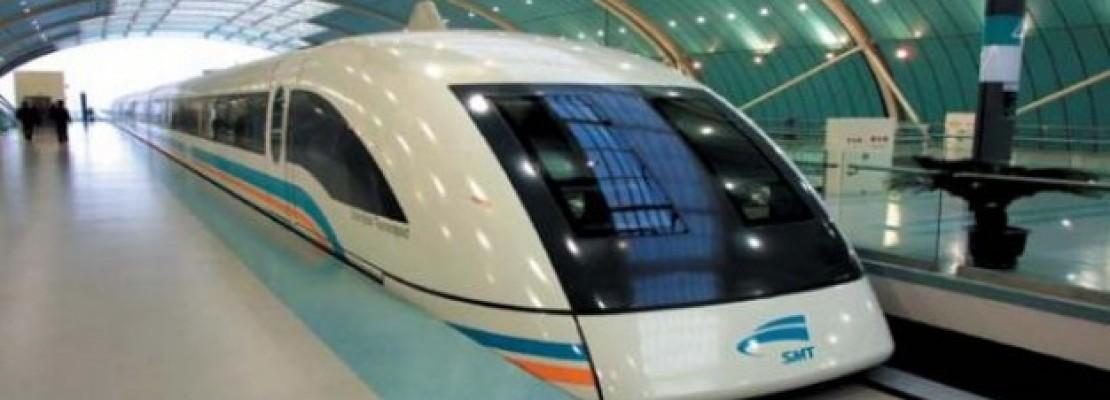 Αυτά είναι τα ιπτάμενα τρένα της Ιαπωνίας! (ΒΙΝΤΕΟ)
