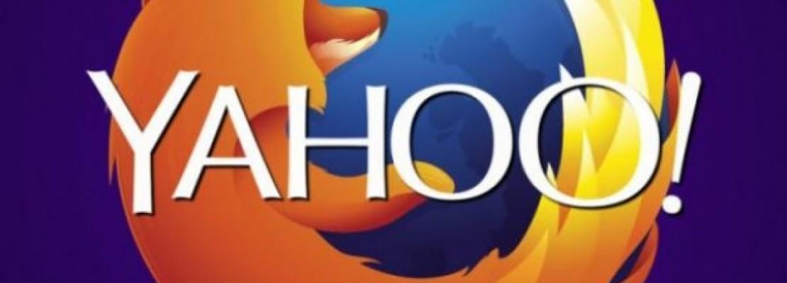 Συνεργασία Yahoo με Mozilla!